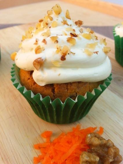 carrot cupcakes2