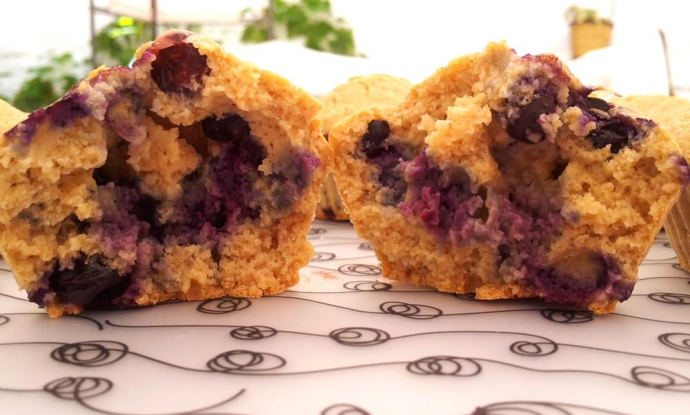 muffins de arándanos2